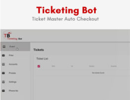 [Infographic] TicketMaster Bot: Ticketing Bot For AutoPurchase on TicketMaster