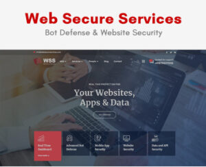 Web Secure Services - Bot Defense & Website Security