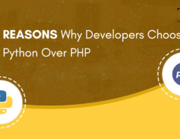 8 Reasons Why Developers Chooses Python Over PHP