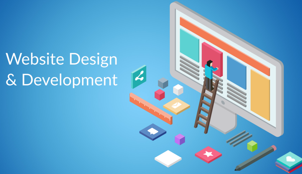 6 Reasons To Choose Professional Web Development Company for website development.