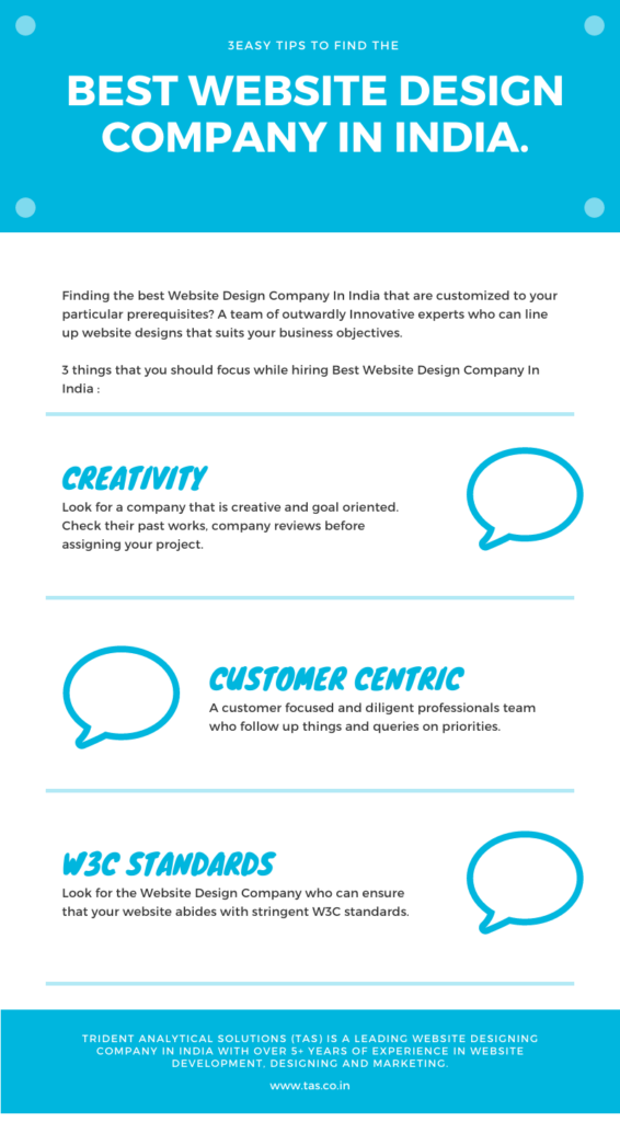 How to Find The Best Website Designing Company In India